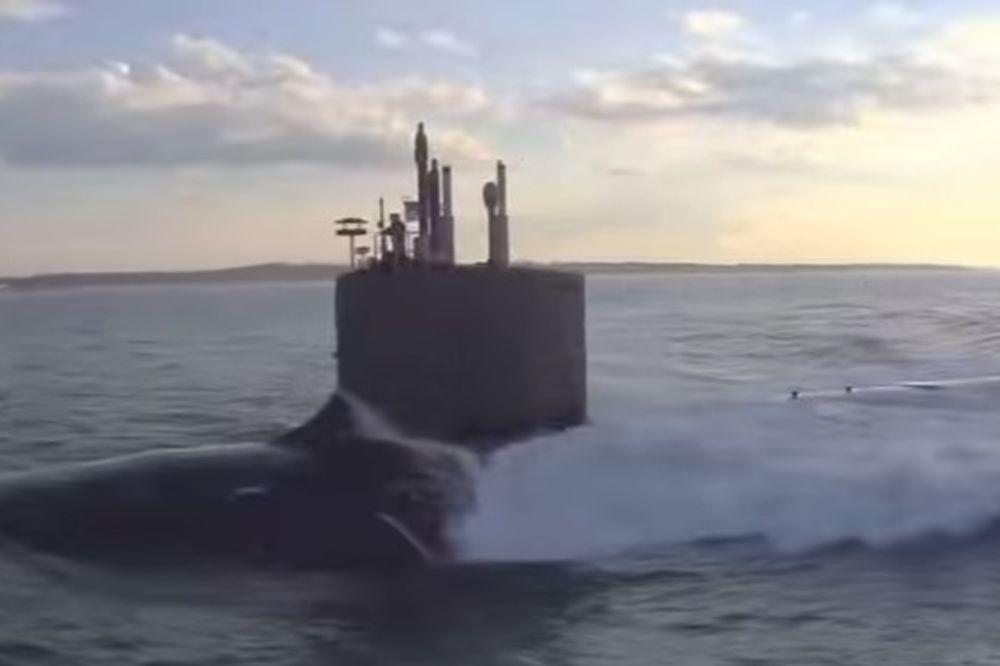 DRAMA U MORU: Američka nuklearna podmornica se sudarila sa brodom