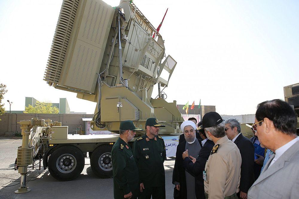 (VIDEO) SENZACIONALNO: Iran prvi put objavio fotografije raketnog sistema Bavar 373