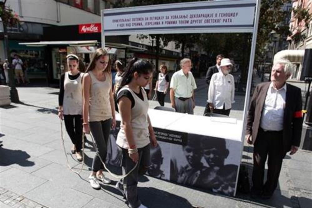 ZLOČIN NAZVATI PRAVIM IMENOM: Počelo skupljanje peticije za usvajanje Deklaracije o genocidu u NDH