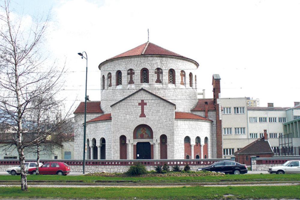 TEROR U FEDERACIJI BIH: Podmetnuli požar u crkvi da zaplaše ovo malo Srba!