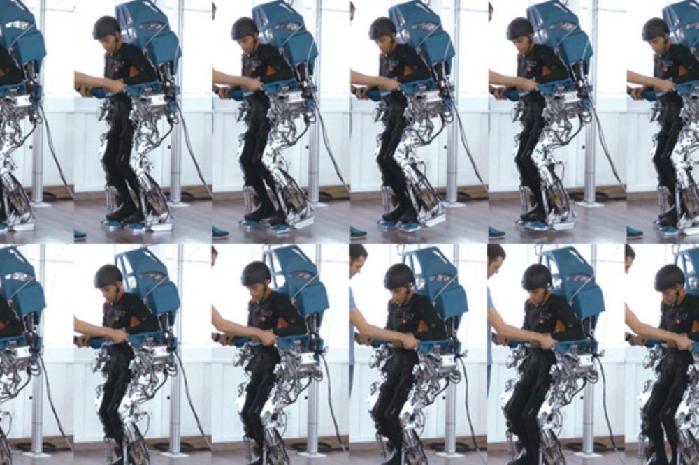VR terapija vraća delimičnu pokretljivost paraplegičarima