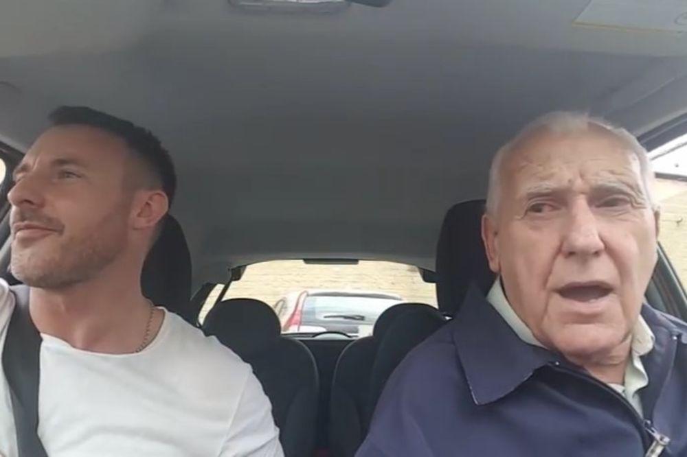 VIDEO RITUAL KOJI JE ŠOKIRAO LEKARE Ima Alchajmera, ali mu se PAMĆENJE VRAĆA kada sa sinom radi ovo