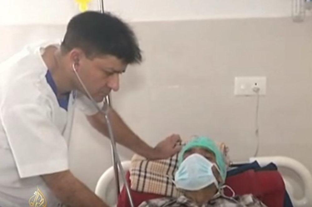 (VIDEO) JEDNOSTAVNO VOLIM DA IH JEDEM Lekari se frapirali kada su videli šta ovaj čovek ima u želucu