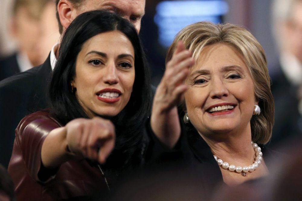 10 GODINA PROPAGIRALA ŠARIJU: Hilarina desna ruka Huma bila urednik u radikalnom islamskom listu