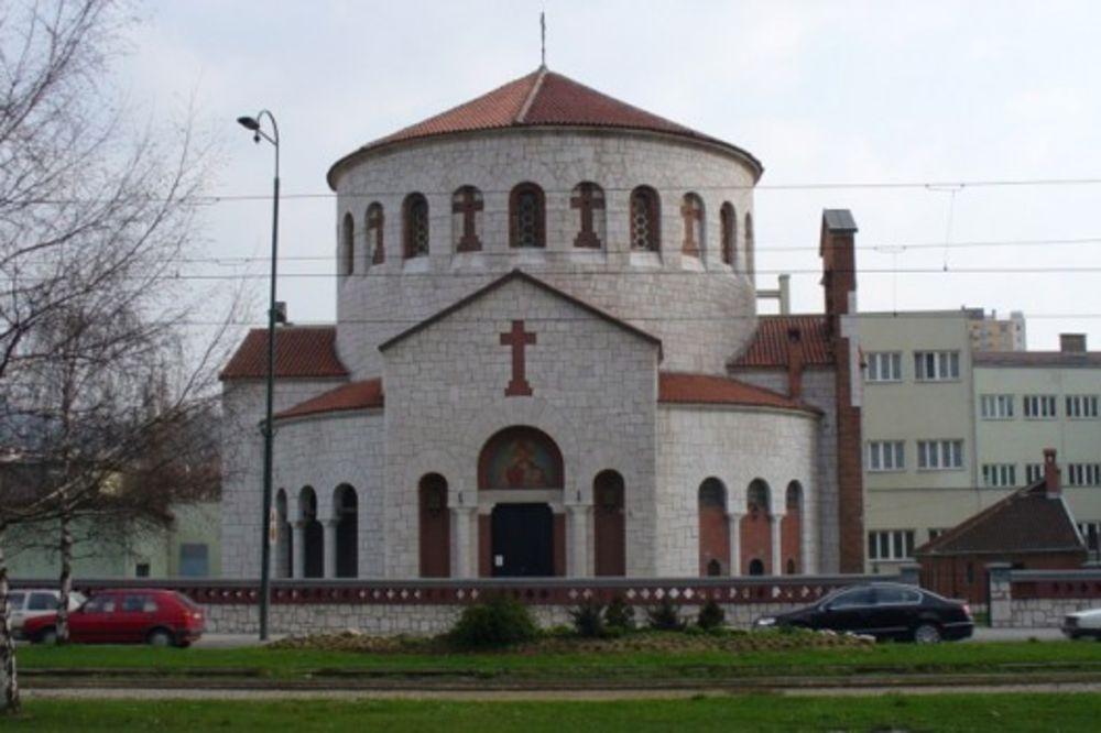 ŽALE ZBOG NEČASNOG ČINA VANDALA: Kanton Sarajevo obnovlja zapaljenu pravoslavnu crkvu
