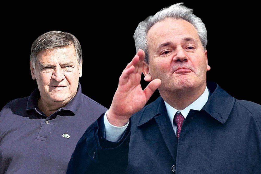 INICIJATIVA MLADIH PRETI: Srušićemo spomenik Miloševiću!