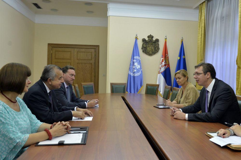 TANIN: Vučić i Vlada Srbije stub stabilnosti u regionu