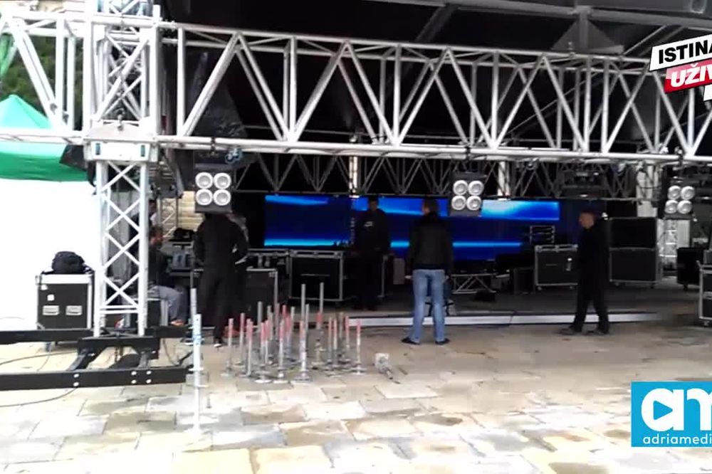 (KURIR TV) SRBIJA ČEKA ŠAMPIONE: Ovako se Beograd sprema za doček olimpijaca