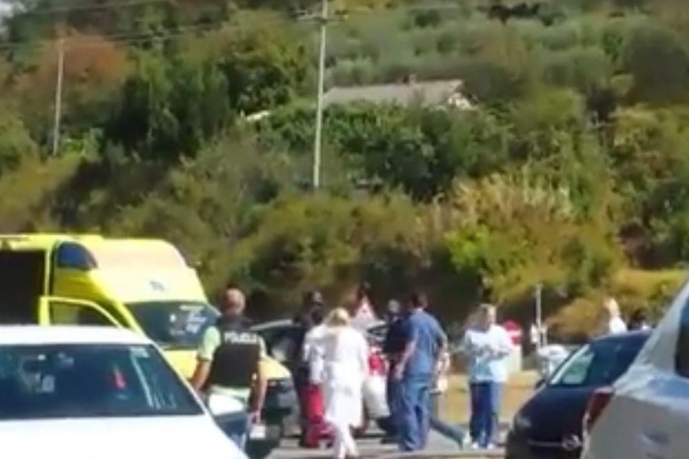 (VIDEO) OTKRIVEN BIZARAN MOTIV MASAKRA U SLOVENIJI: Napadač nije bio zadovoljan zakazanim terminom…