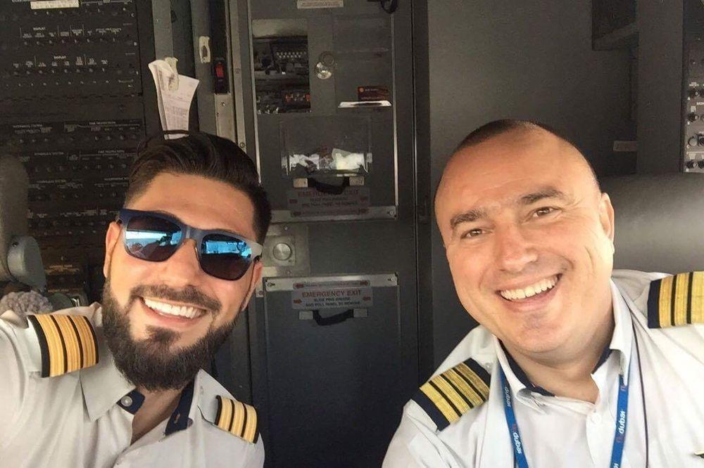 SRBI ZA KOMANDAMA AVIONA FLAJ DUBAIJA DOVEZLI OLIMPIJCE: Nikad nismo imali veselije putnike