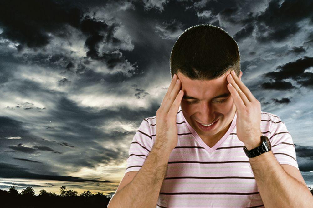 ZBOG VREMENA ĆEMO SVI DA POLUDIMO: Temperaturni šokovi loše utiču na zdravlje!