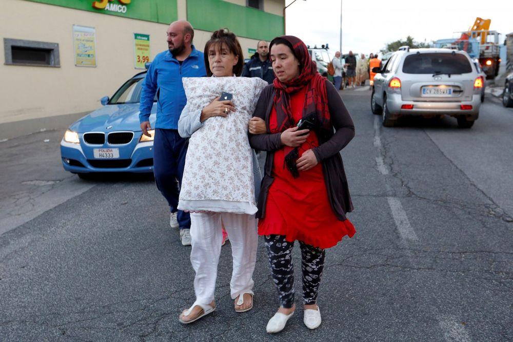 NE PRESTAJE DA SE TRESE! Tokom noći Italiju pogodili novi zemljotresi