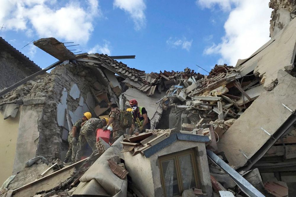 PAŽNJA: Pogledajte gde se Srbija nalazi na listi zemalja najugroženijih zemljotresima