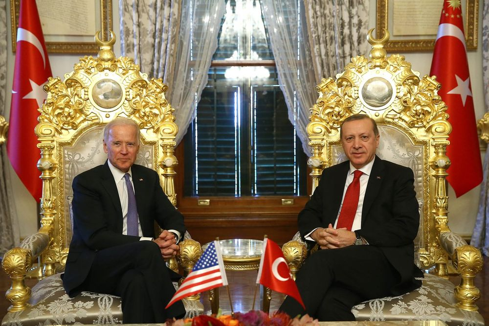 ERDOGAN BAJDENU: SAD mora da isporuči Gulena bez izgovora