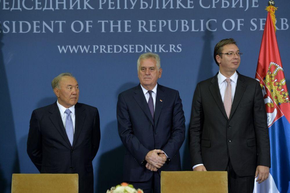 NIKOLIĆ POZVAO KAZAHSTAN: I dogodine glasajte protiv prijema Kosova u UNESKO