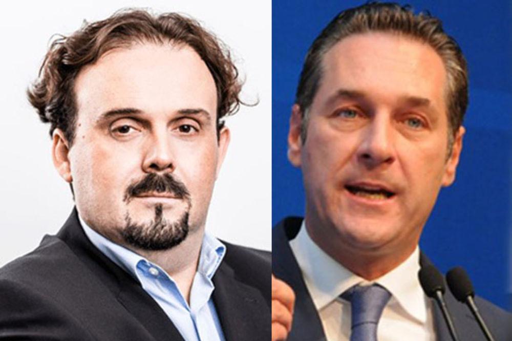 ŠTRAHE NE DA AUSTRIJSKO DRŽAVLJANSTVO TURCIMA Šoše: Lider FPÖ opet nameće Hitlerovu ideologiju!