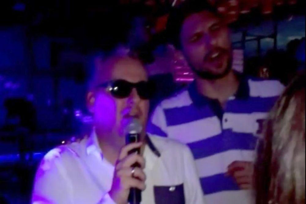 (VIDEO) EVO KAKO JE DEJAN MATIĆ RAZDRMAO OLIMPIJCE: Do jutra pevao srpskim sportistima