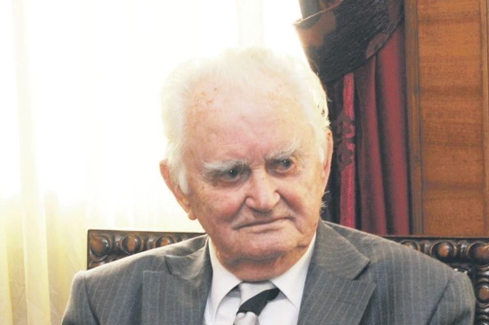 UMRO PREDSEDNIK SUBNOR: Andrija Nikolić preminuo u 101. godini