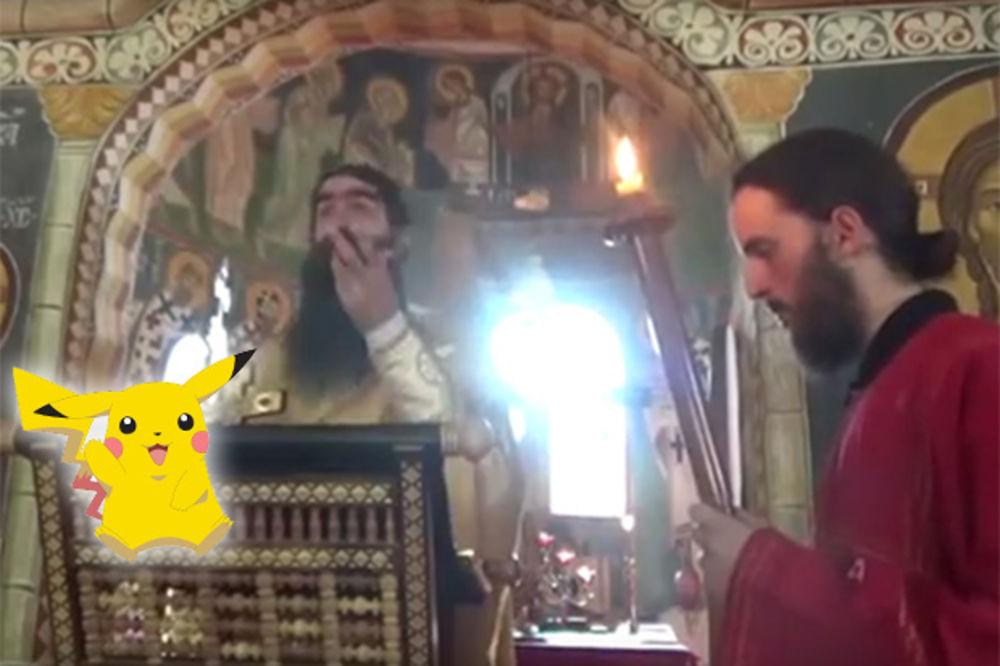 (VIDEO) ŠOKANTNO UPOZORENJE OCA RAFAILA: Pokemoni su gadni demoni! Dovešće nam još gadnije demone!