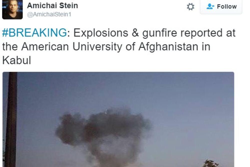 TERORISTIČKI NAPAD NA AMERIČKI UNIVERZITET: Najmanje 7 poginulo, 20 ranjeno, napadači ubijeni