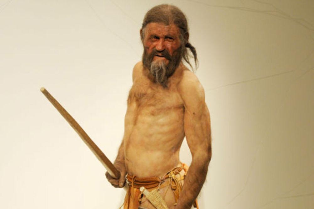 NAJSTARIJA POZNATA LIČNOST EVROPE: I posle 5.300 godina otkriva još drevnih tajni!