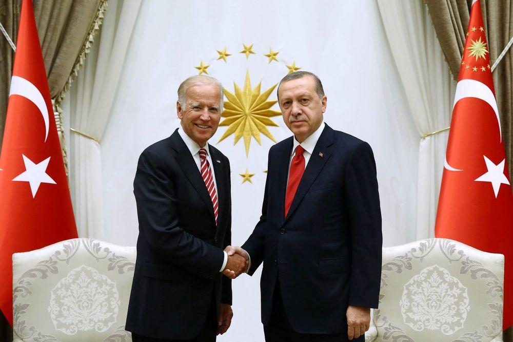 ERDOGAN I BAJDEN SLOŽNI: Asad mora da ode sa vlasti