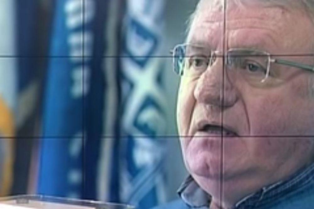 (VIDEO) ŠEŠELJ PONOVO GLAVNA VEST U HRVATSKOJ: U Dnevniku objavio da stiže uskoro u Zagreb!
