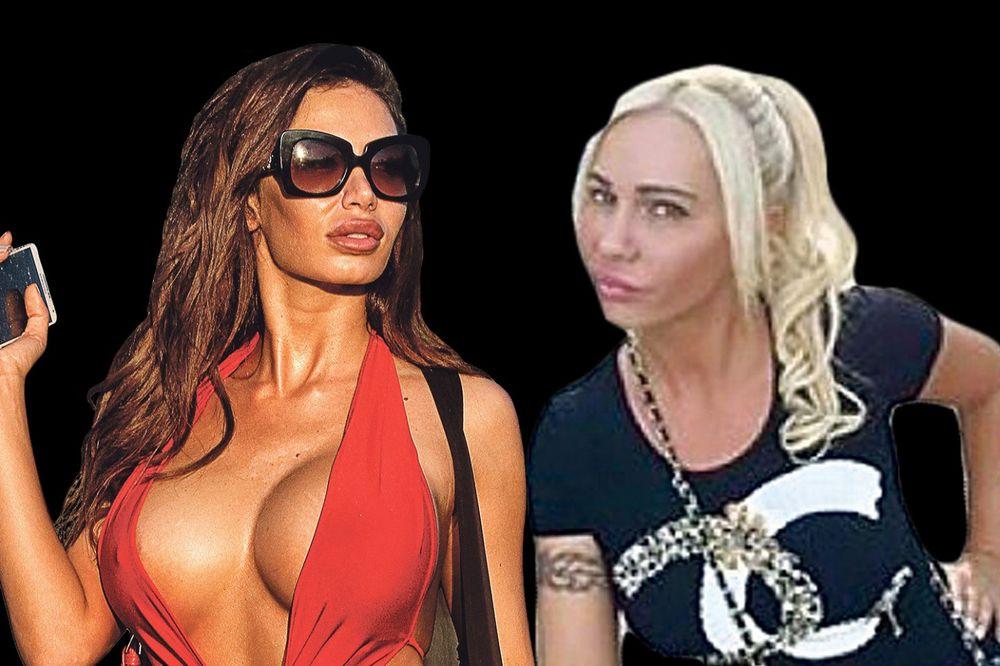 ČITAJTE U KURIRU RAT STARLETA Madam Željka za Kurir: Soraji je puko nos od kokaina!