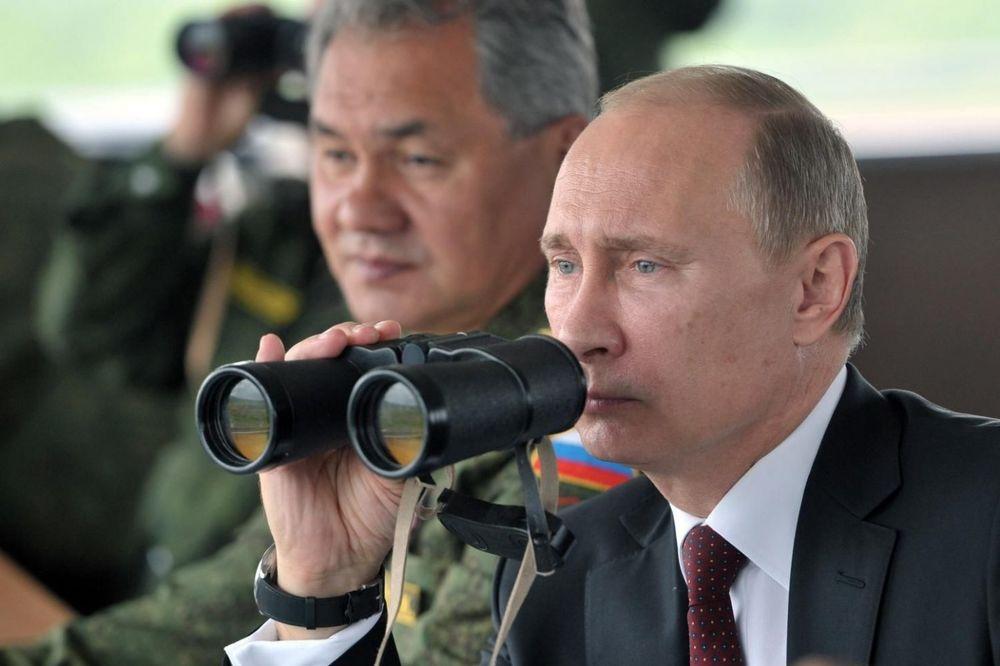 PREDSEDNIK RUSIJE NAREDIO POKRET: Putin podigao čitavu vojsku u stanje borbene gotovosti