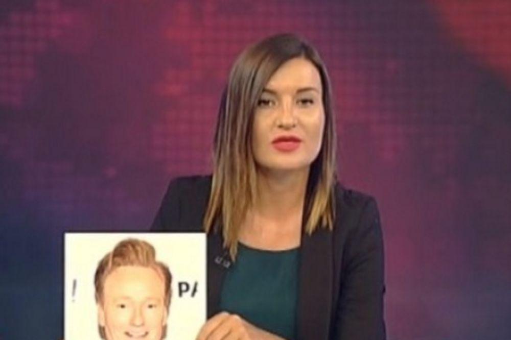 (VIDEO) ODGOVOR ODUŠEVIO SVET: Novinarka začepila usta Amerikancu koji je ismejao srpske košarkaše