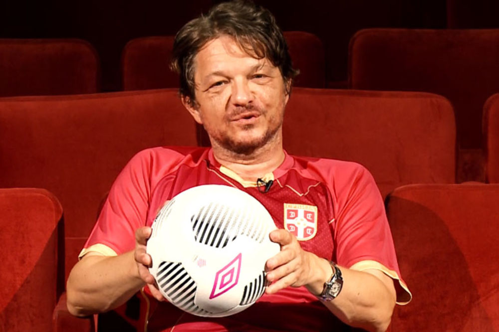 (VIDEO) DRAGAN BJELOGRLIĆ: Srbijo, podrži Orlove!
