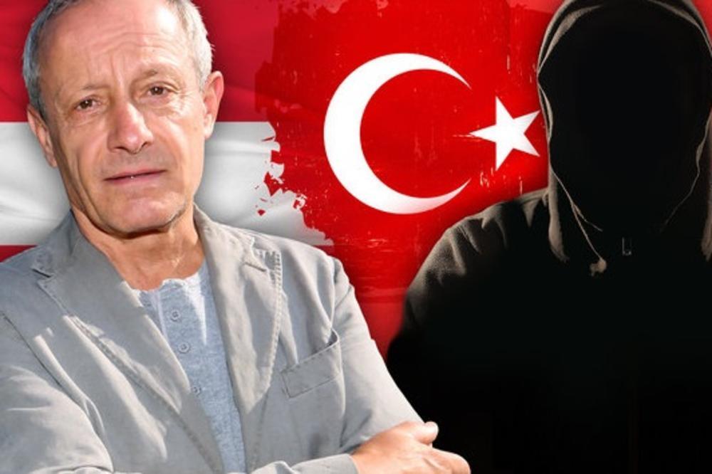 ŠOKANTNO OTKRIĆE Pilc: Turska špijunira Erdoganove protivnike u Austriji!