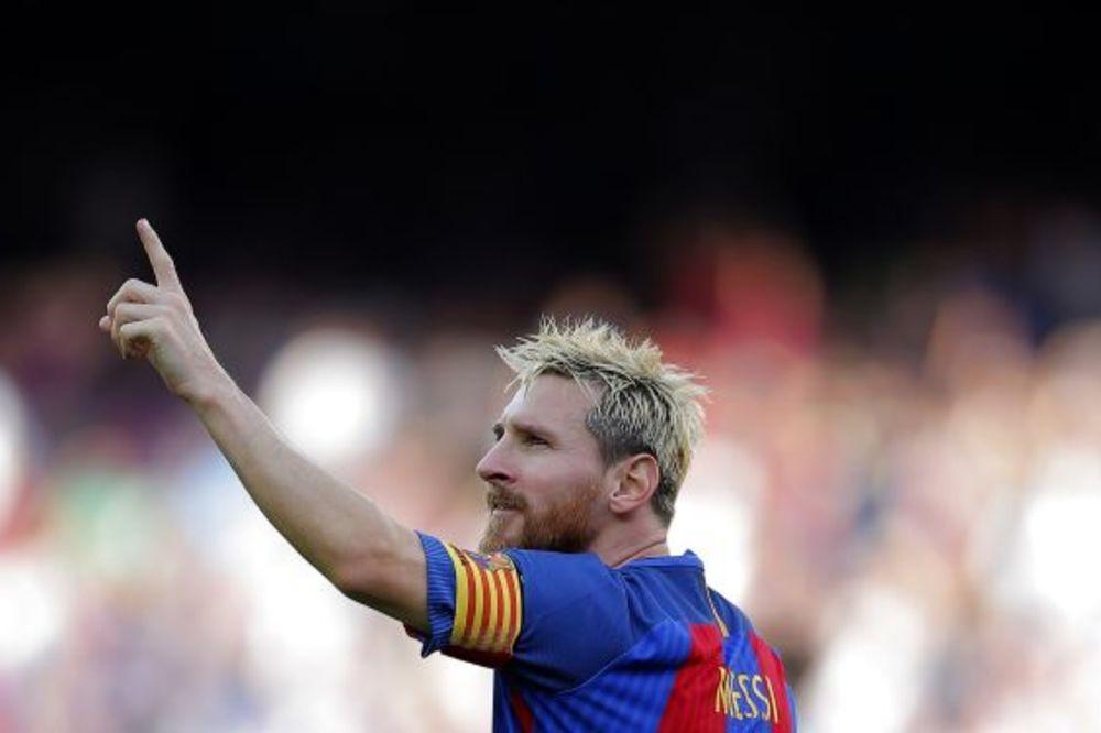 (VIDEO) ARGENTINAC POBEDIO RIKARDINJA: Mesijeva majstorija najlepši gol prošle sezone