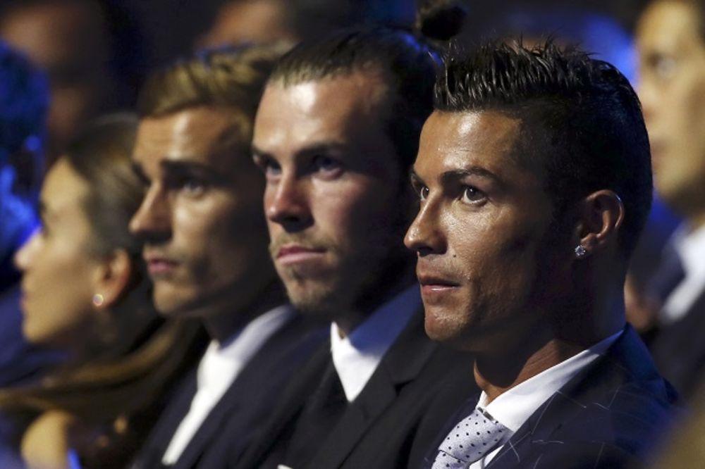 NIKO KAO RONALDO: Portugalac izabran za najboljeg fudbalera Evrope