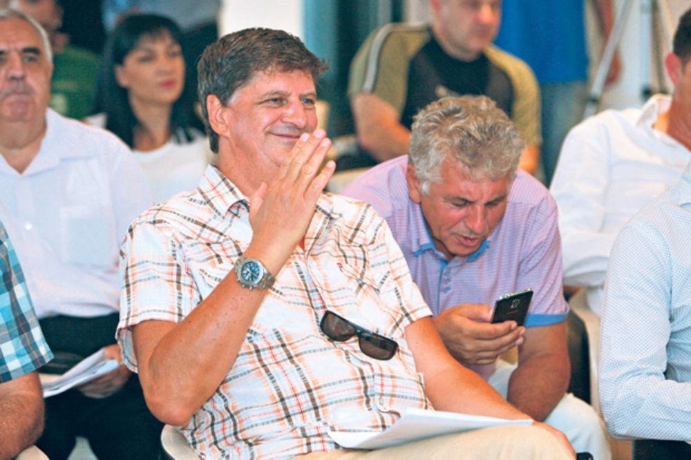 CIRKUS NA JNA: Partizan izigrao opoziciju