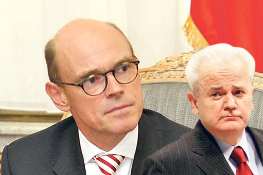 AMBASADOR NORVEŠKE ZA KURIR: Srbi, nemojte da dižete spomenik Miloševiću