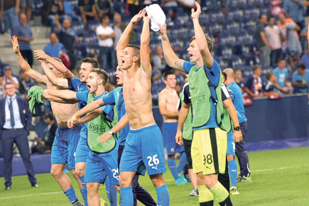 VEČITI, UČITE: Dinamo opet u Ligi šampiona, već zaradio 76 miliona evra