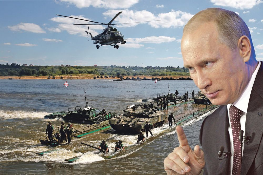 PSIHOLOŠKI BOJ Putin: Sprem'te se za rat!