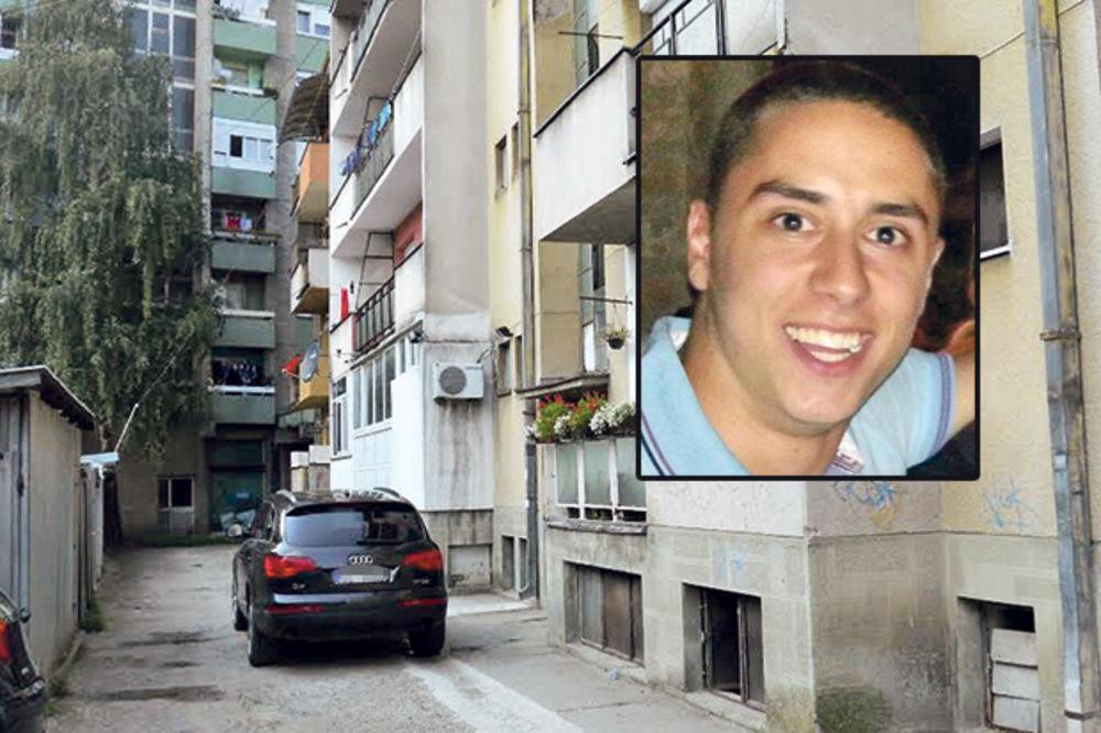 SAČEKUŠA ZA SINA VLASNIKA KOCKARNICE U ČAČKU Strahinja Ičelić (28) ubijen na terasi svoga stana!
