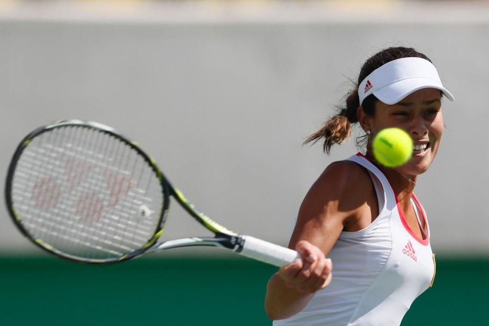 (FOTO) MALO TRENIRA, MALO POZIRA: Ovako se Ana Ivanović priprema za US Open