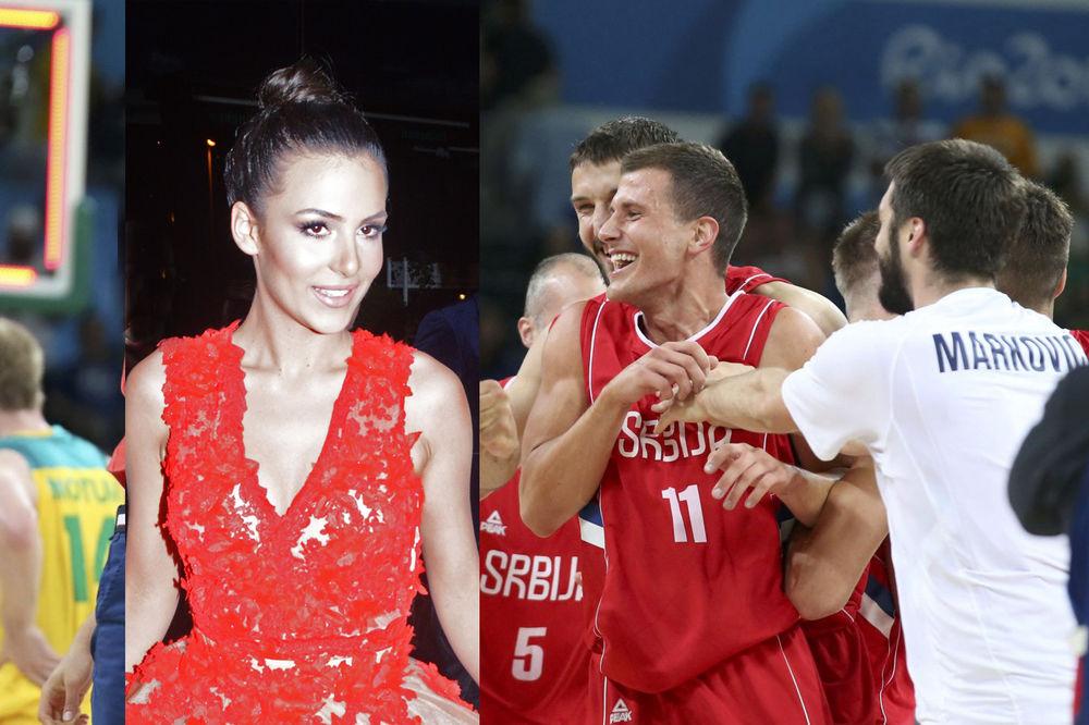 (FOTO) LUMPOVANJE DO ZORE: Košarkaši u noćnom provodu sa Cecinom ćerkom!