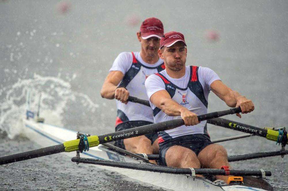 SRPSKI VESLAČI SVETSKI PRVACI: Pivač i Mačković osvojili zlato na prvenstvu u Roterdamu!