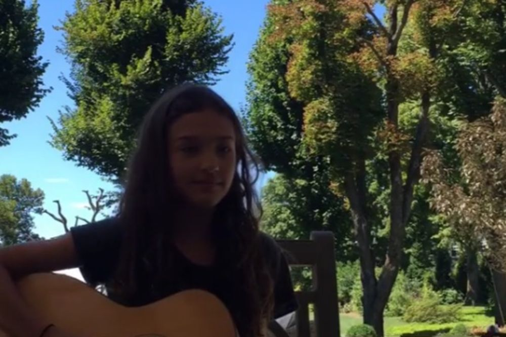 (VIDEO) ZIJA IH JE UČINILA PONOSNIM: Ovo je devojčica koja je oduševila Noleta i Jelenu