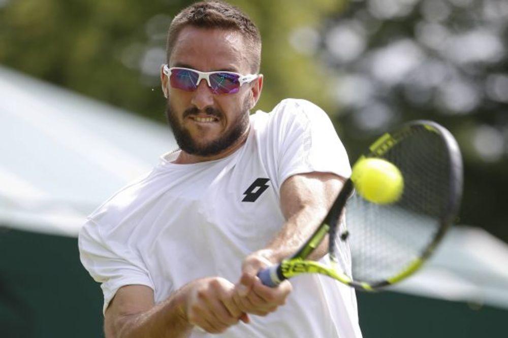 VIKTOR JUNAK DANA: Troicki od 0:2 stigao do 3:2 i drugog kola na US Openu