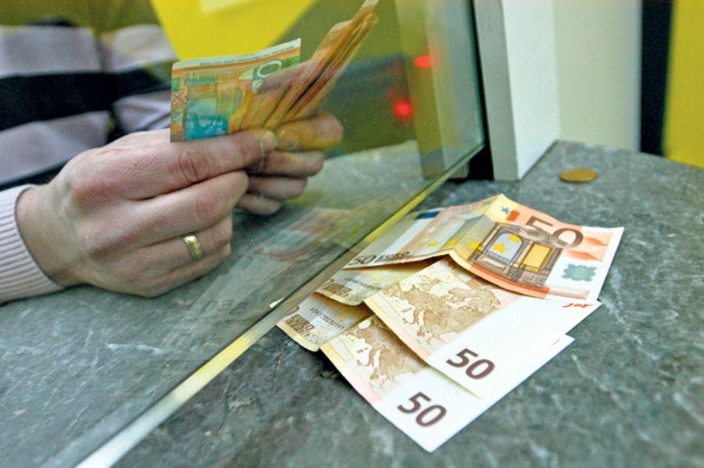 MAŠALA: Do kraja godine jača evro, ali jača i dinar