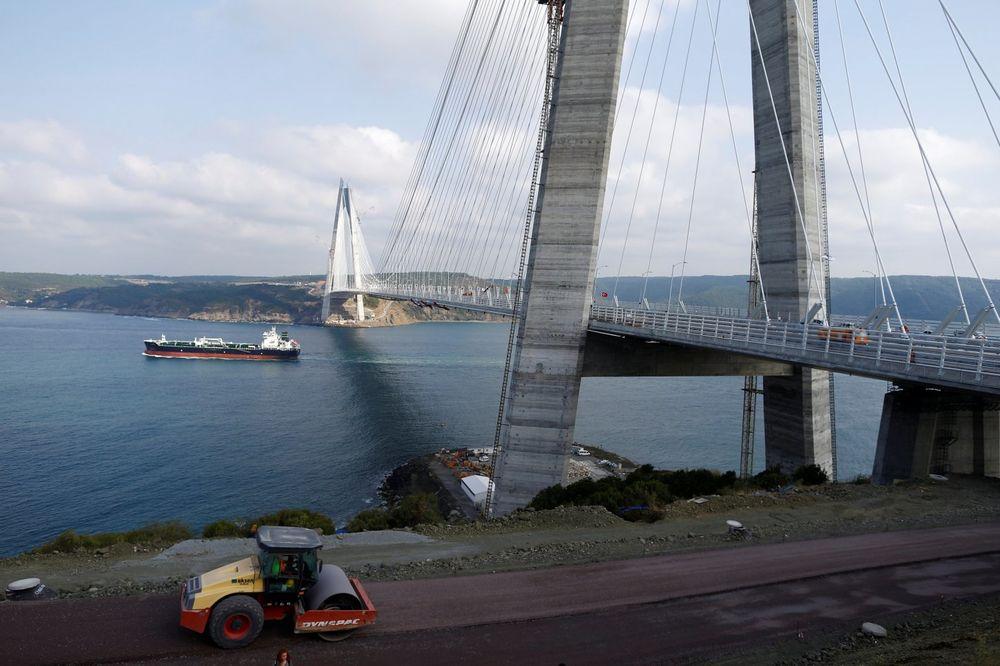 JEDAN OD NAJVEĆIH NA SVETU: Erdogan i Izetbegović otvorili turski Golden Gejt