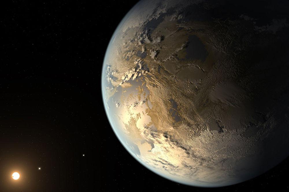 """SVE TAJNE """"DRUGE ZEMLjE"""": Evo kako bi mogao da izgleda život na planeti u našem komšiluku"""