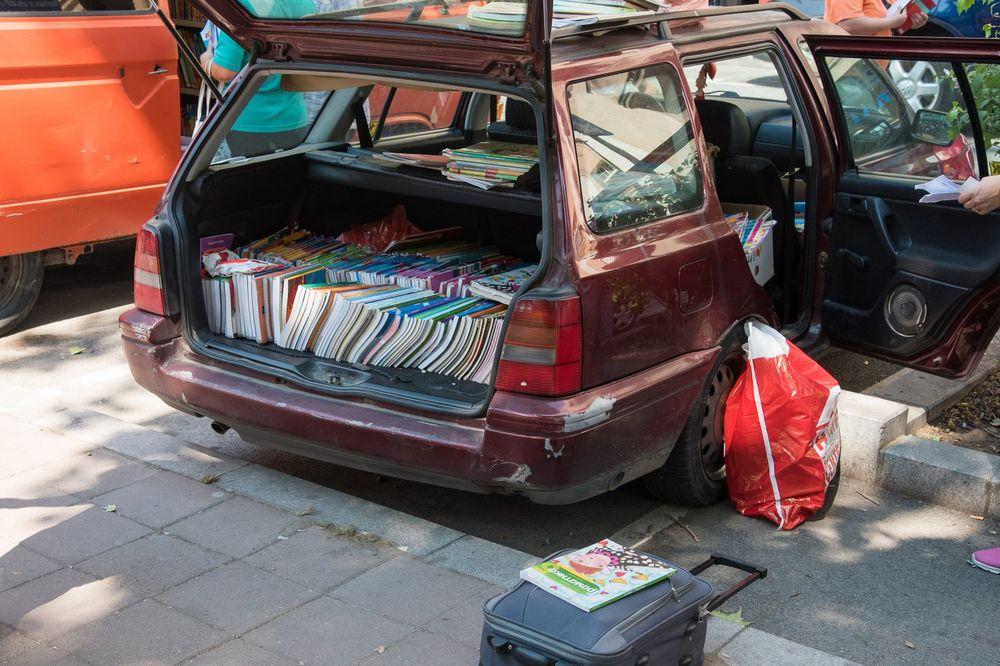 GRAD BEOGRAD ULIČNIM PRODAVCIMA: Užbenici da se prodaju na predviđenim lokacijama
