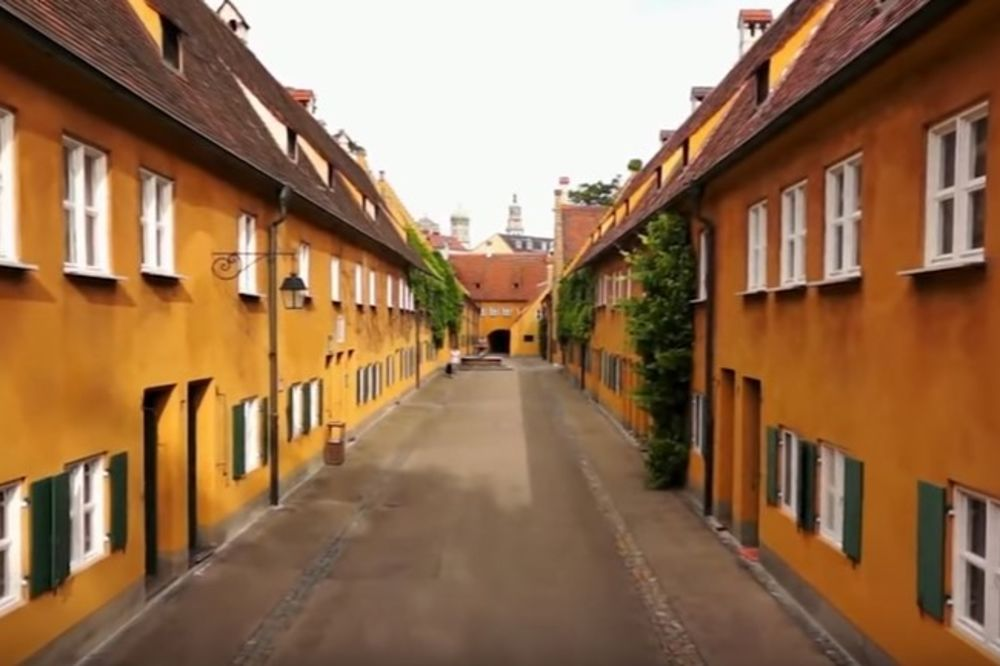 SVI BI DA ŽIVE OVDE U ovom gradu u Nemačkoj stanarina košta manje od jednog evra, ali postoji caka..