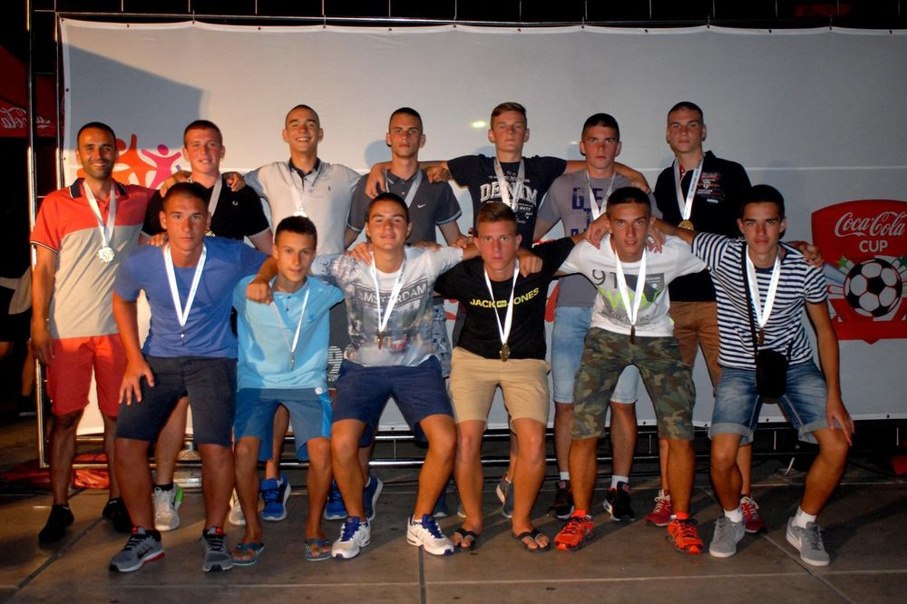 SPORTSKE IGRE MLADIH: Osnovci iz Srbije osvojili 21 medalju